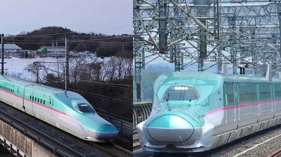 ऐसी नजर आएगी मुंबई-अहमदाबाद के बीच दौड़ने वाली बुलेट ट्रेन, पहली बार आई  तस्वीरे सामने - BIHAR PATRIKA (बिहार पत्रिका) :: बदलाव का पथिक